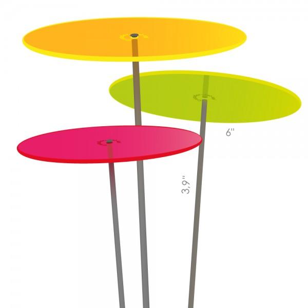 Cazador-del-sol ® | medio | tres | colorful