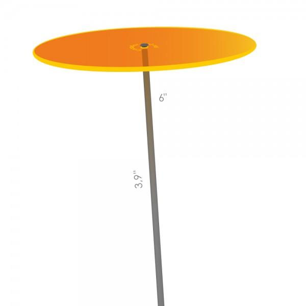 Cazador-del-sol ® | medio | orange