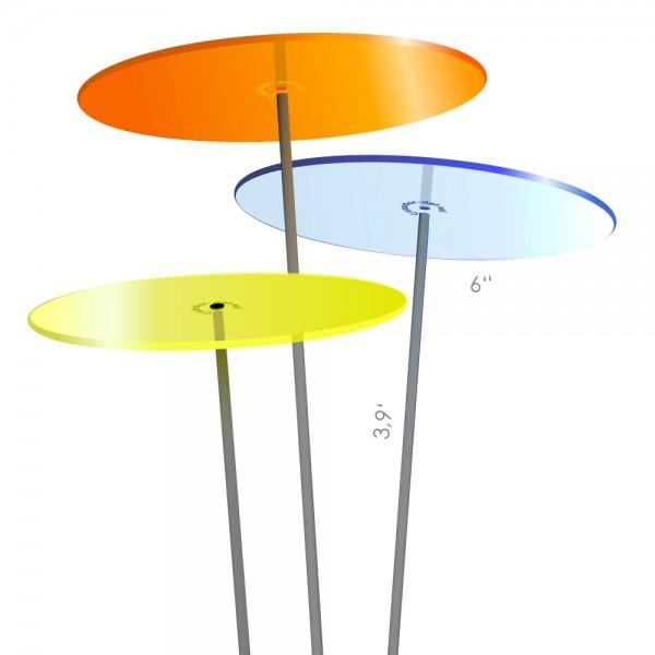 Cazador-del-sol ® | medio | tres | modern